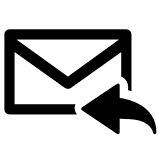 email Scope Security icon