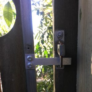 a locksmith in sydney that can make a custom striker for gate